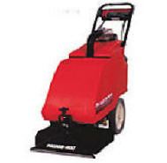 Self contained carpet cleaning machines - Extractor