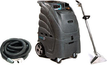 grey body carpet extractor