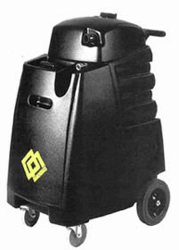 Diamondback Stormchaser portable carpet cleaning machine